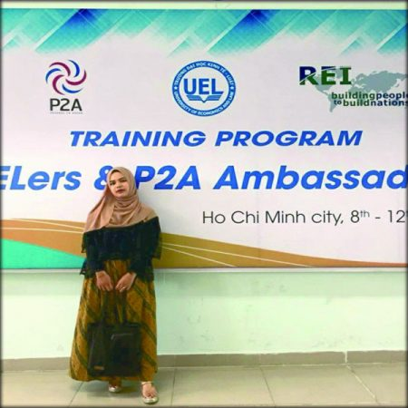 Fadiah-Mukhsen-dalam-P2A-Passage-to-ASEAN-Ambassador-Training-Program-2018