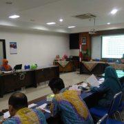 Pelatihan Public Speaking dan Da'wah Islamiyah Tendik FIAI.