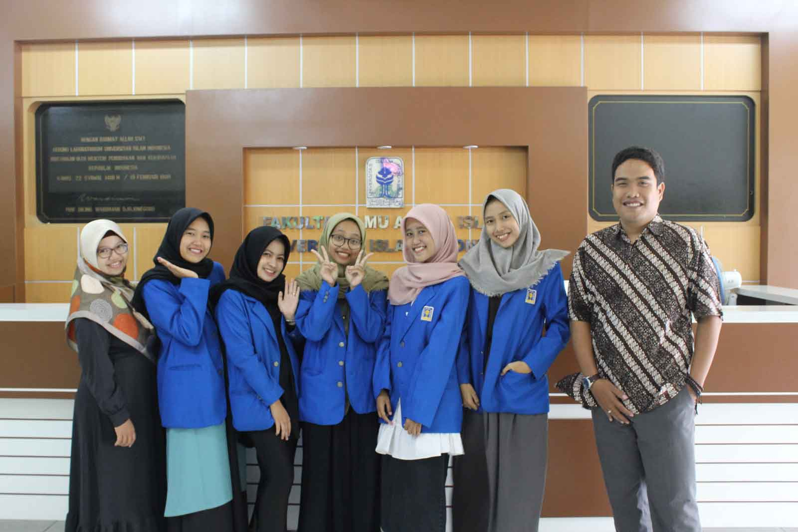 FIAI Dominasi Delegasi UII untuk SEA-Teacher Project 2019