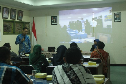 Workshop Promosi Prodi Ekonomi Islam